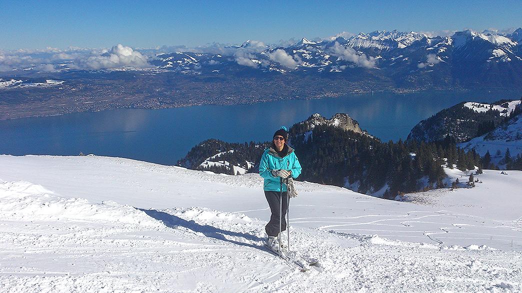 Ski à Thollon les Mémises