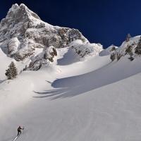 Ascension hivernale